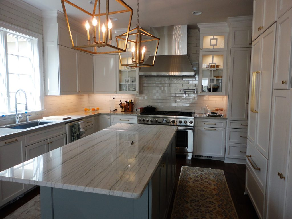 A kitchen remodel can add more space for cooking prep - Available in your Dunwoody, Alpharetta, or Atlanta home by Norm Hughes Homes remodeling