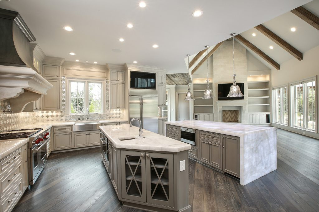 Custom Kitchen Trends In 2020 Norm Hughes Homes