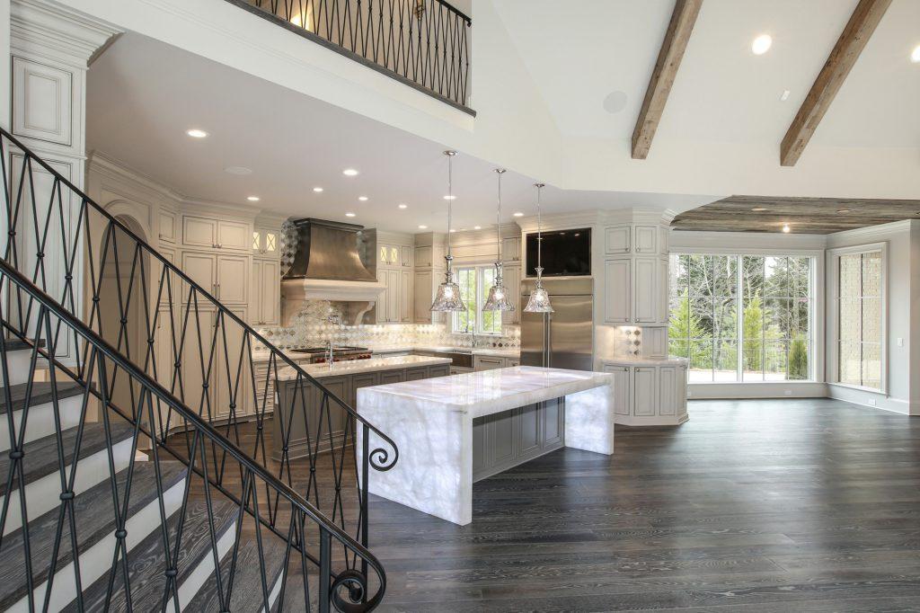 a Norm Hughes Custom Kitchen