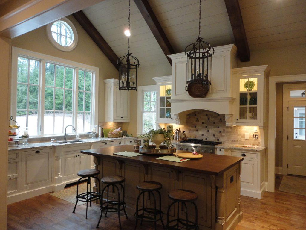 kitchen remodel by norm hughes