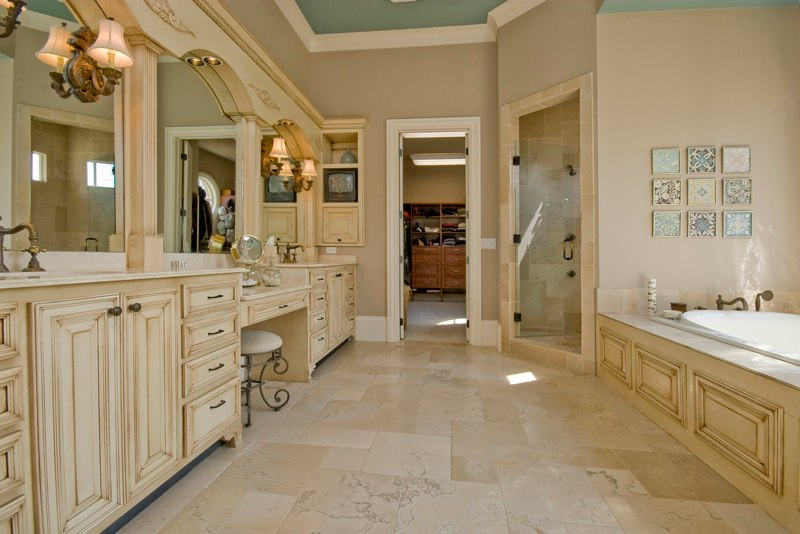 An alpharetta bathroom addition