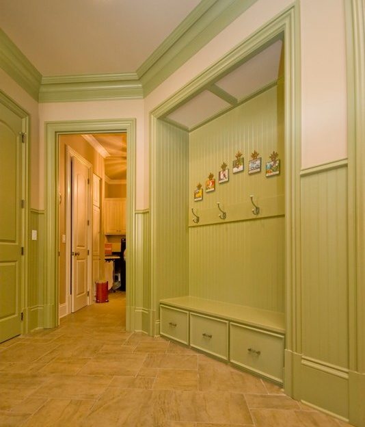 a mudroom home addition